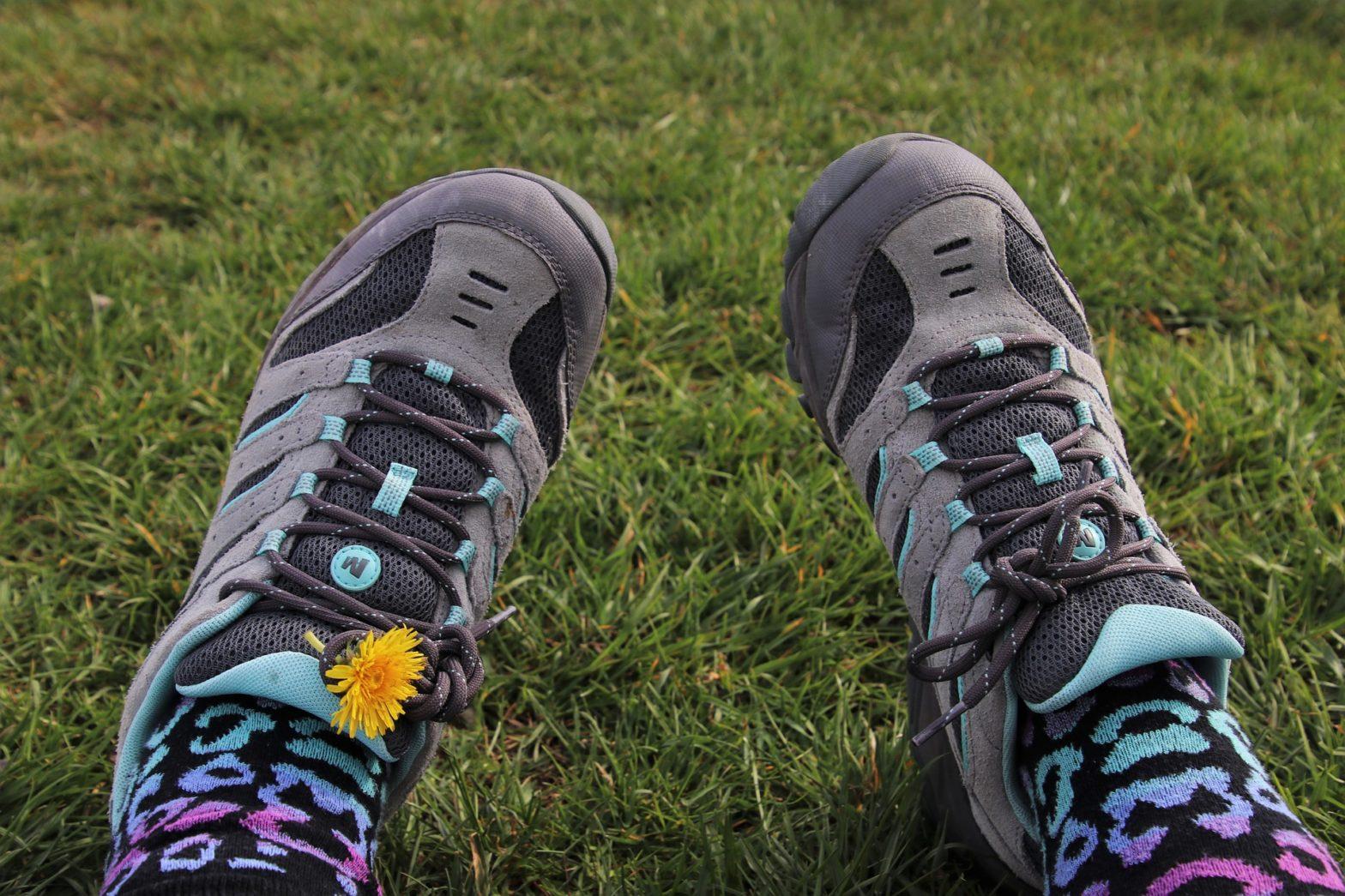 chaussures randonnée julien manival