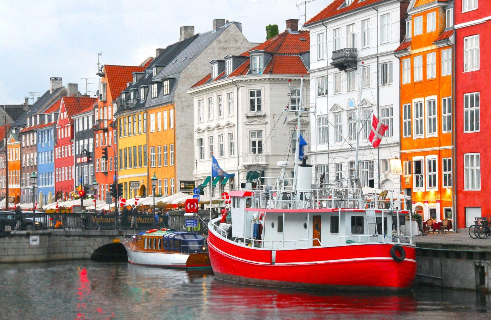 mon voyage au danemark, julien-manival
