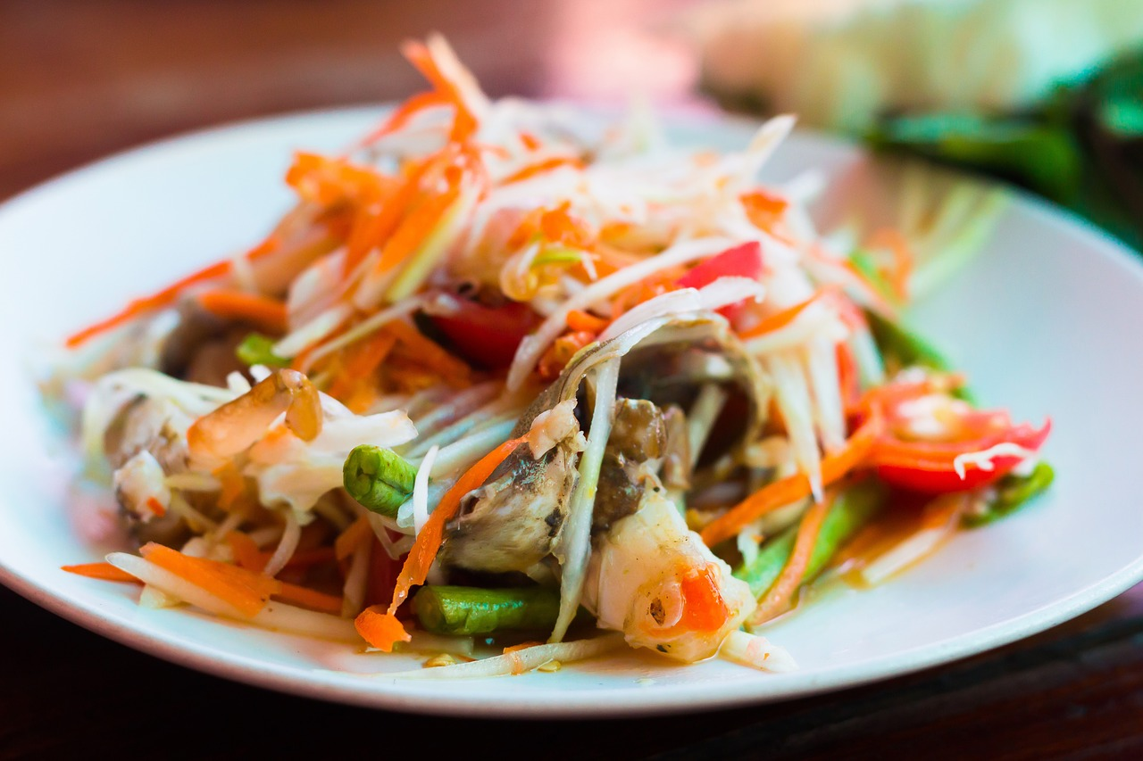 Voyage en Thaïlande : la nourriture, manival-julien