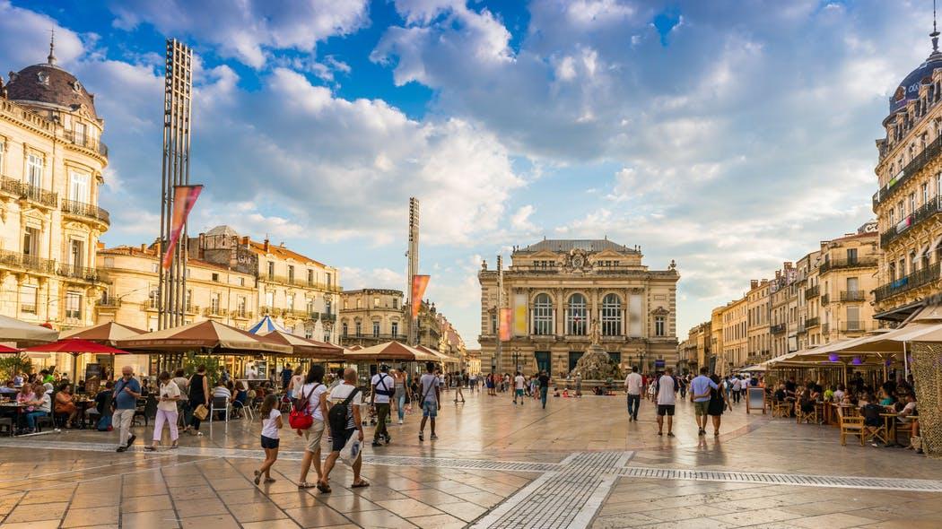 Découvrir Montpellier. Blog voyage de Julien Manival
