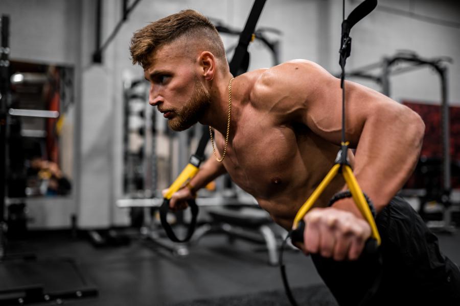 Musculation et morphologie. Julien Manival
