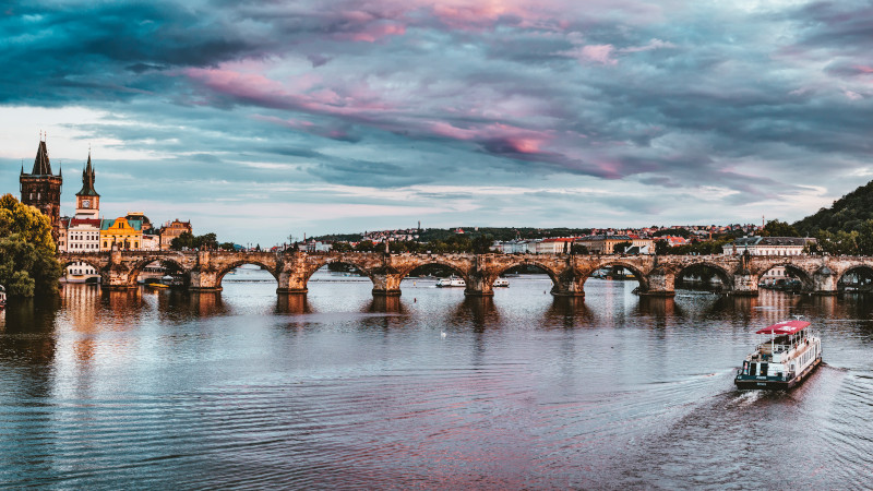 Découvrir Prague
