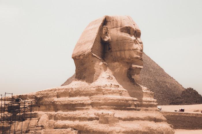 L'Egypte veut reprendre sa place. Julien Manival