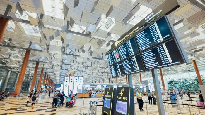 Classement des aéroports les plus fréquentés de 2020