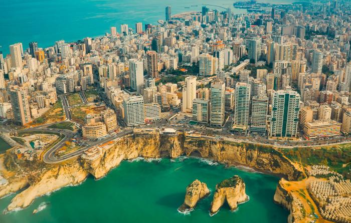 Découvrir Beyrouth - Julien Manival