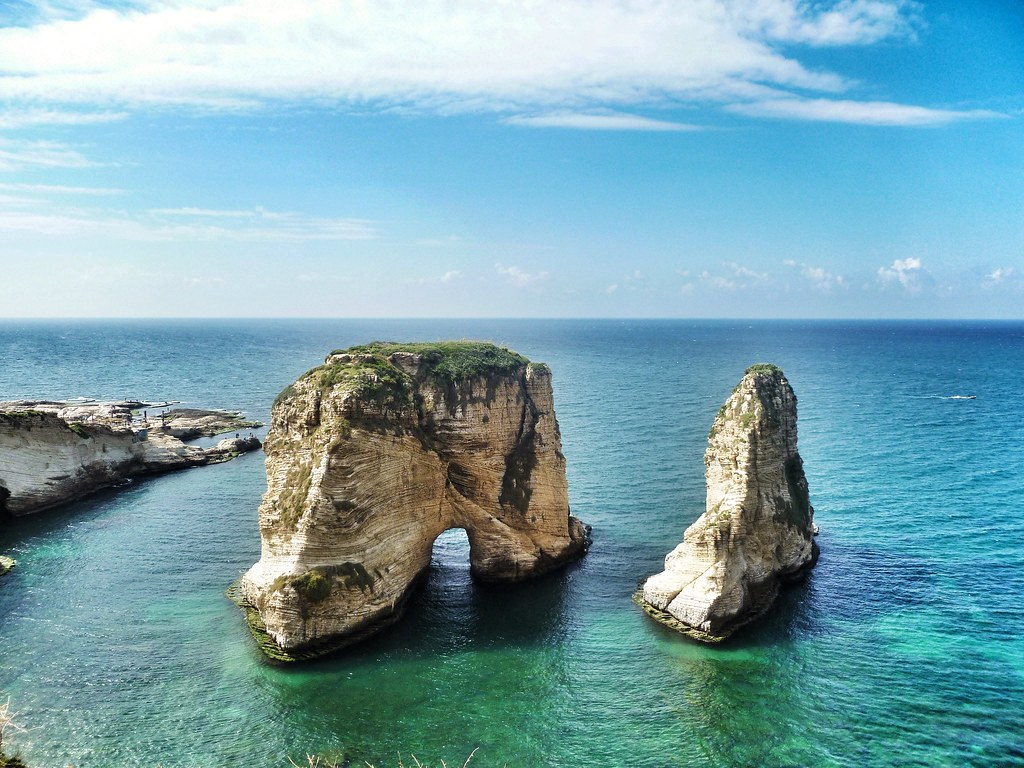 Julien Manival : découvrir Beyrouth