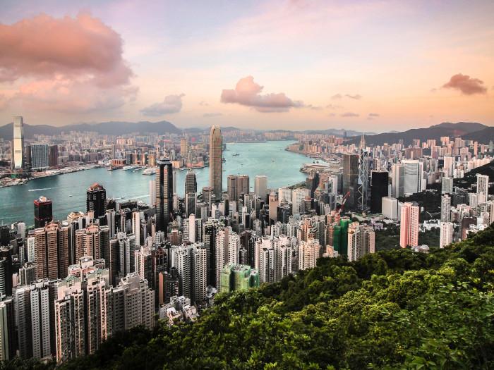 Julien Manival : visiter Hong Kong