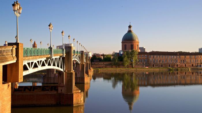Julien Manival : Visiter Toulouse